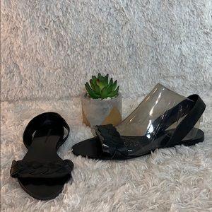 Zara Basic collection sandals